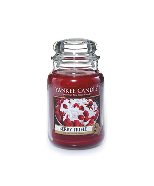 Yankee Candle ароматна свещ BERRY TRIFLE
